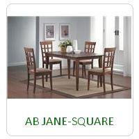 AB JANE-SQUARE